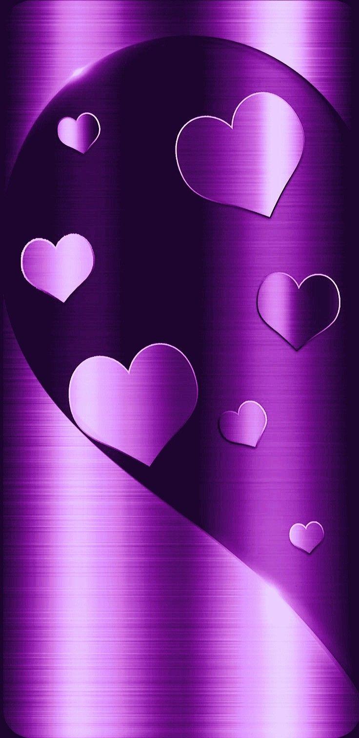 карнизы обои на телефон красивые фиолетовые сердечки технологии опробовали люксовом