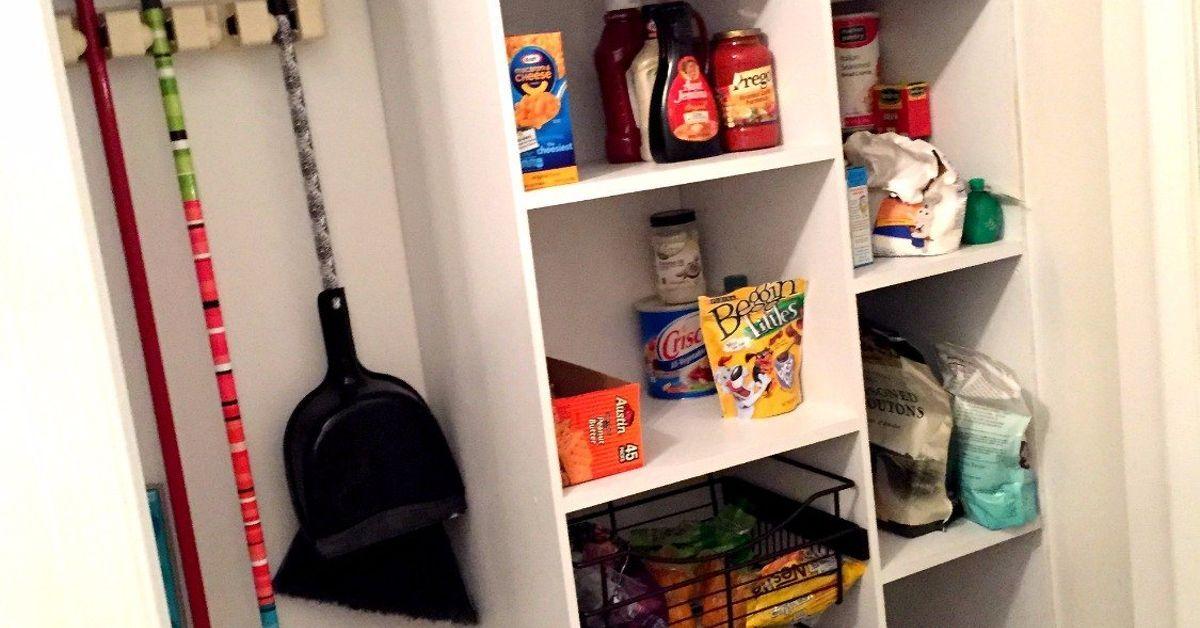 DIY Custom Pantry Custom pantry, Diy storage, Pantry storage