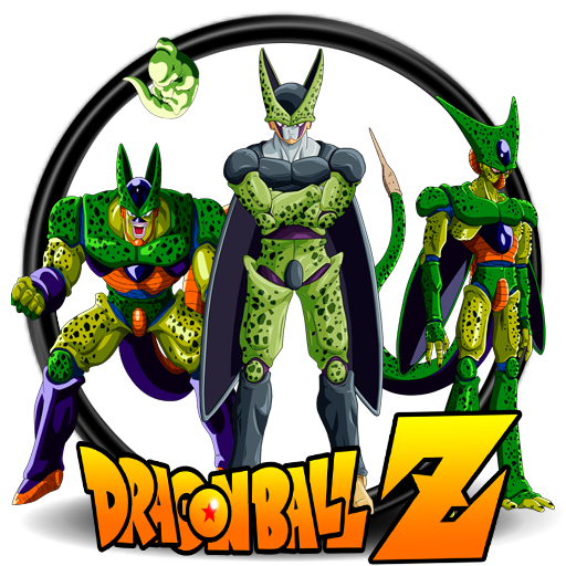 Cell Icons By Darksaiyan21 Dragon Ball Z Dragon Ball Super Dragon Ball