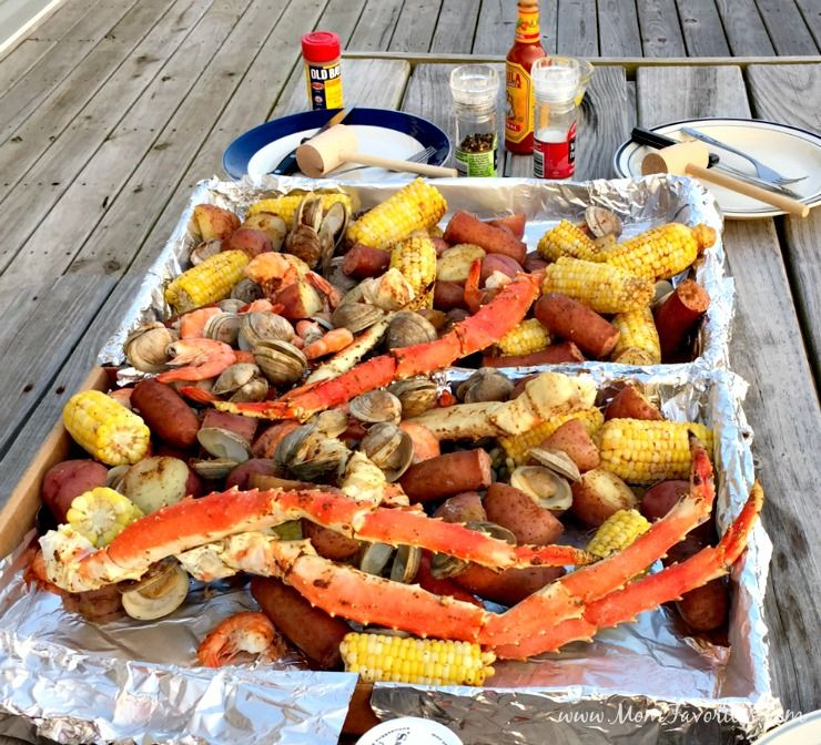 Food Ideas With Shrimp: Classic Seafood Boil Recipe