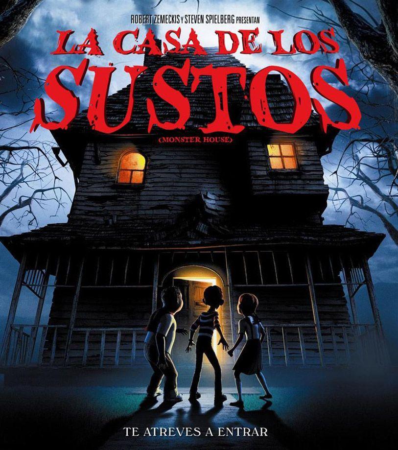 La Casa De Los Sustos Peliculas Peliculas Audio Latino Online Sustos