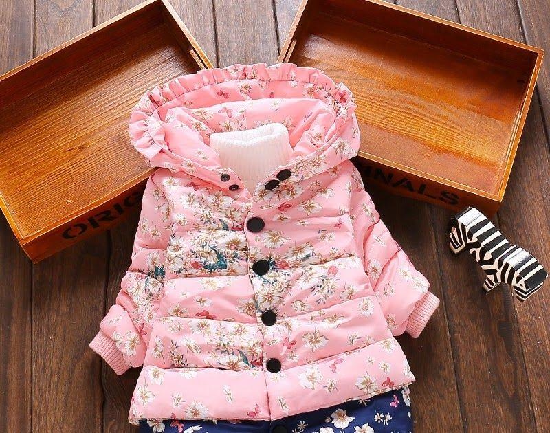 c67621265 Buy Online Girls Boys Jackets Baby girls Minnie Mickey Cotton Children  Clothing Coat Baby boys Winter Warm Outerwear Kids Hooded Jackets .