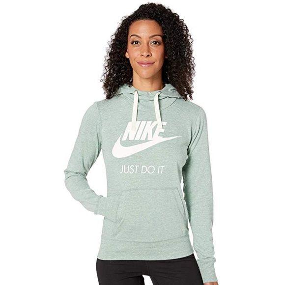 Nike Gym Vintage Pullover Hoodie Igloo Sail 1x Pullover Hoodie Vintage Pullovers Hoodies