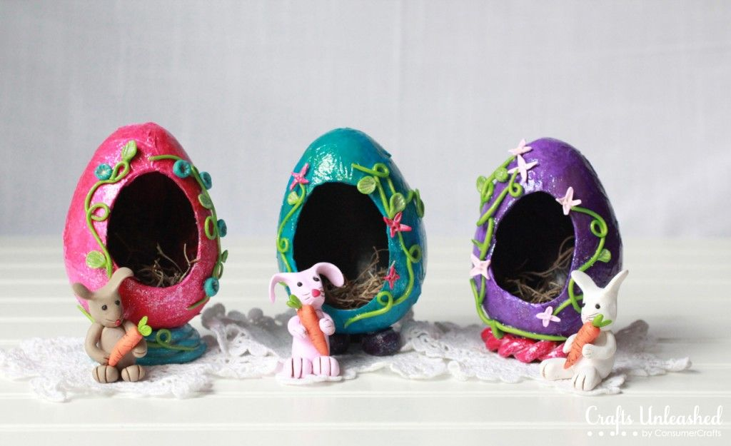 Faux-sugar-Easter-decorative-eggs-Crafts-Unleashed