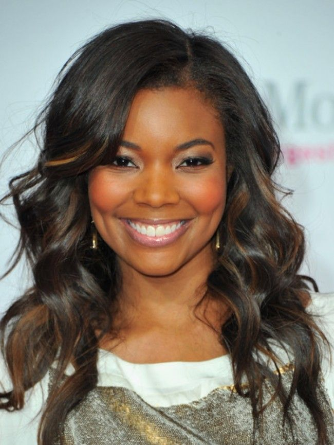 Awe Inspiring 1000 Images About Beautiful Black Hair On Pinterest Gabrielle Short Hairstyles For Black Women Fulllsitofus