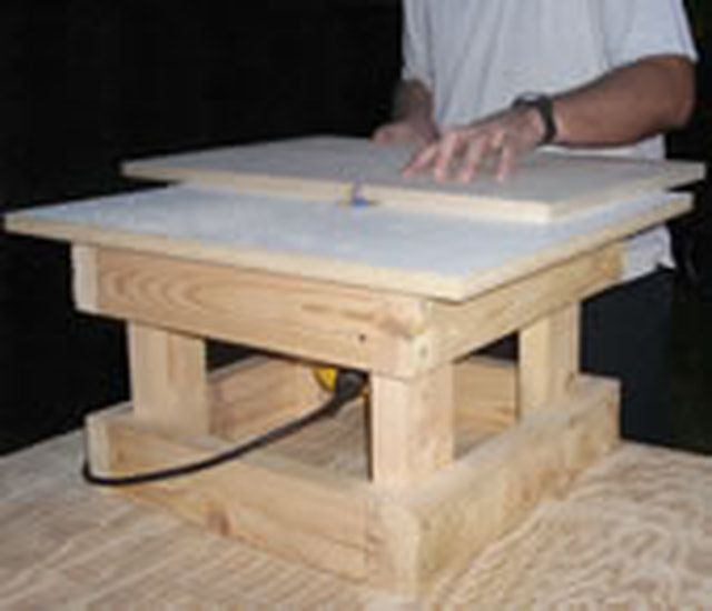 Do You Really Need a Big Router Table?