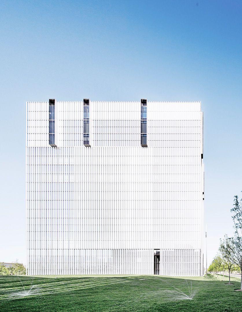 Salt Lake City Courthouse // Thomas Phifer and Partners