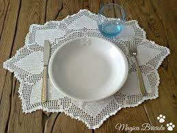 Risultati immagini per accessori cucina all\'uncinetto   arte ...