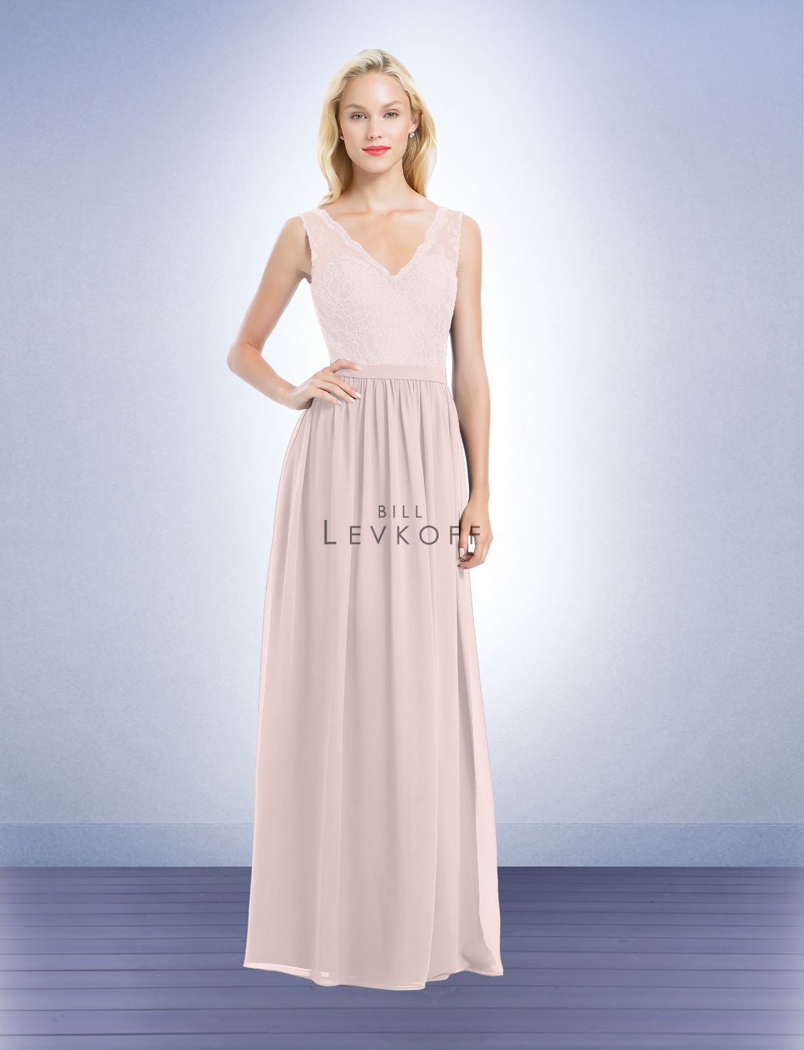 952689395f The top and bottom have an option to be different colors or shades  Bridesmaid Dress Style 1172 - Bridesmaid Dresses by Bill Levkoff