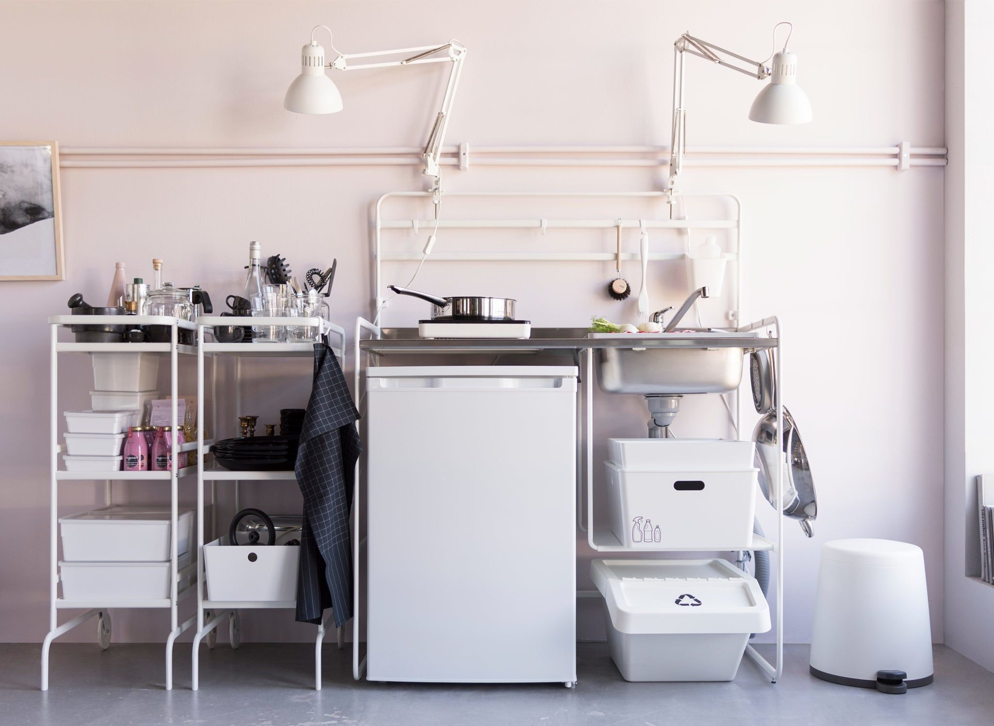 Compact Kitchen Units Ikea The Closest You Will Get To A Portable