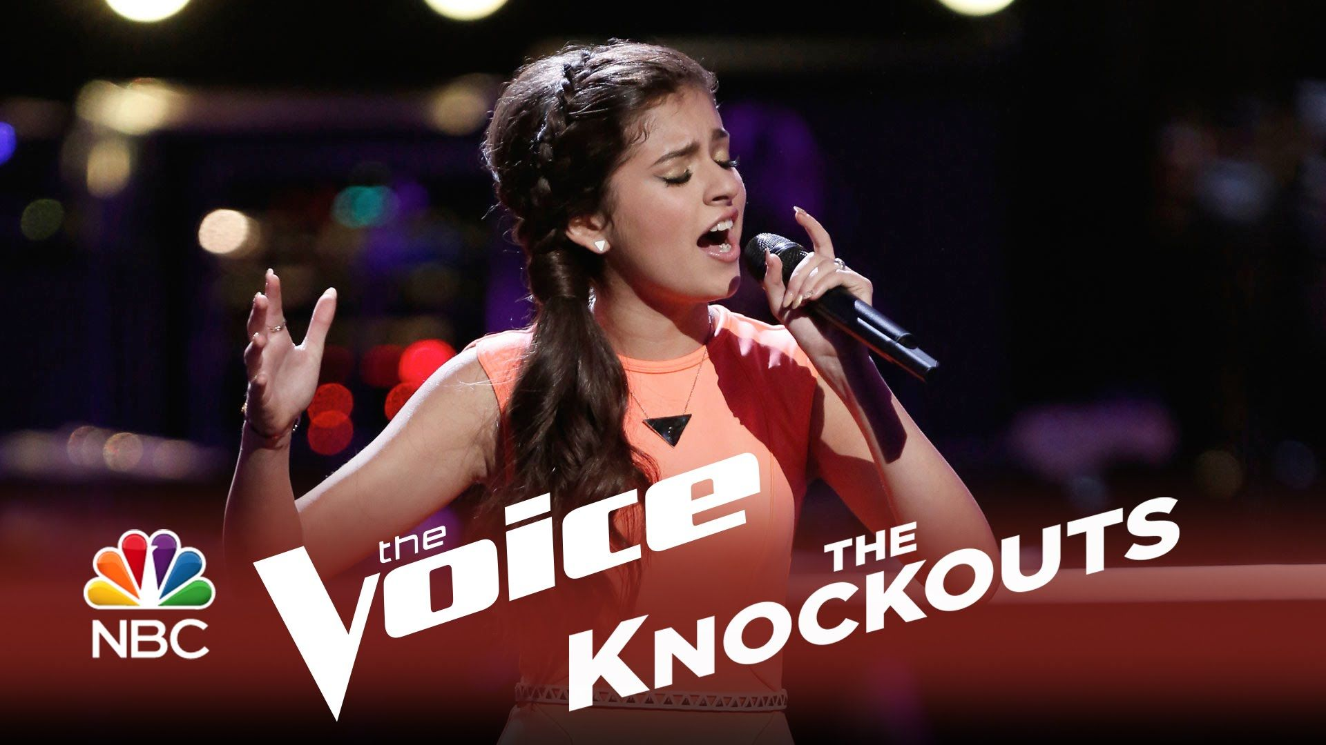 "The Voice 2014 Knockouts Bryana Salaz ""Heart Attack"