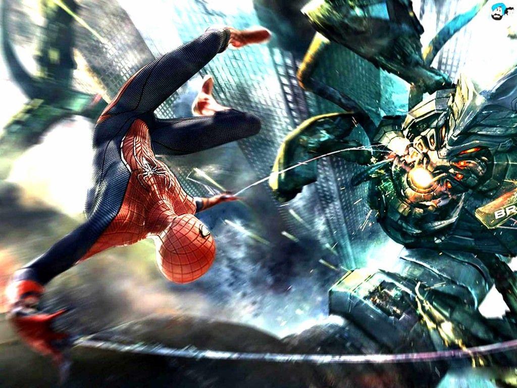 The Amazing Spider Man 2 Green Goblin Wallpaper Amazing
