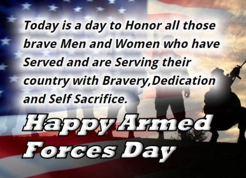 Happy Armed Forces Day Quotes 2016 *{Military Appreciation Quotes
