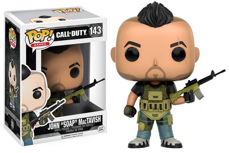 Price Pop Vinyl Call of Duty COD