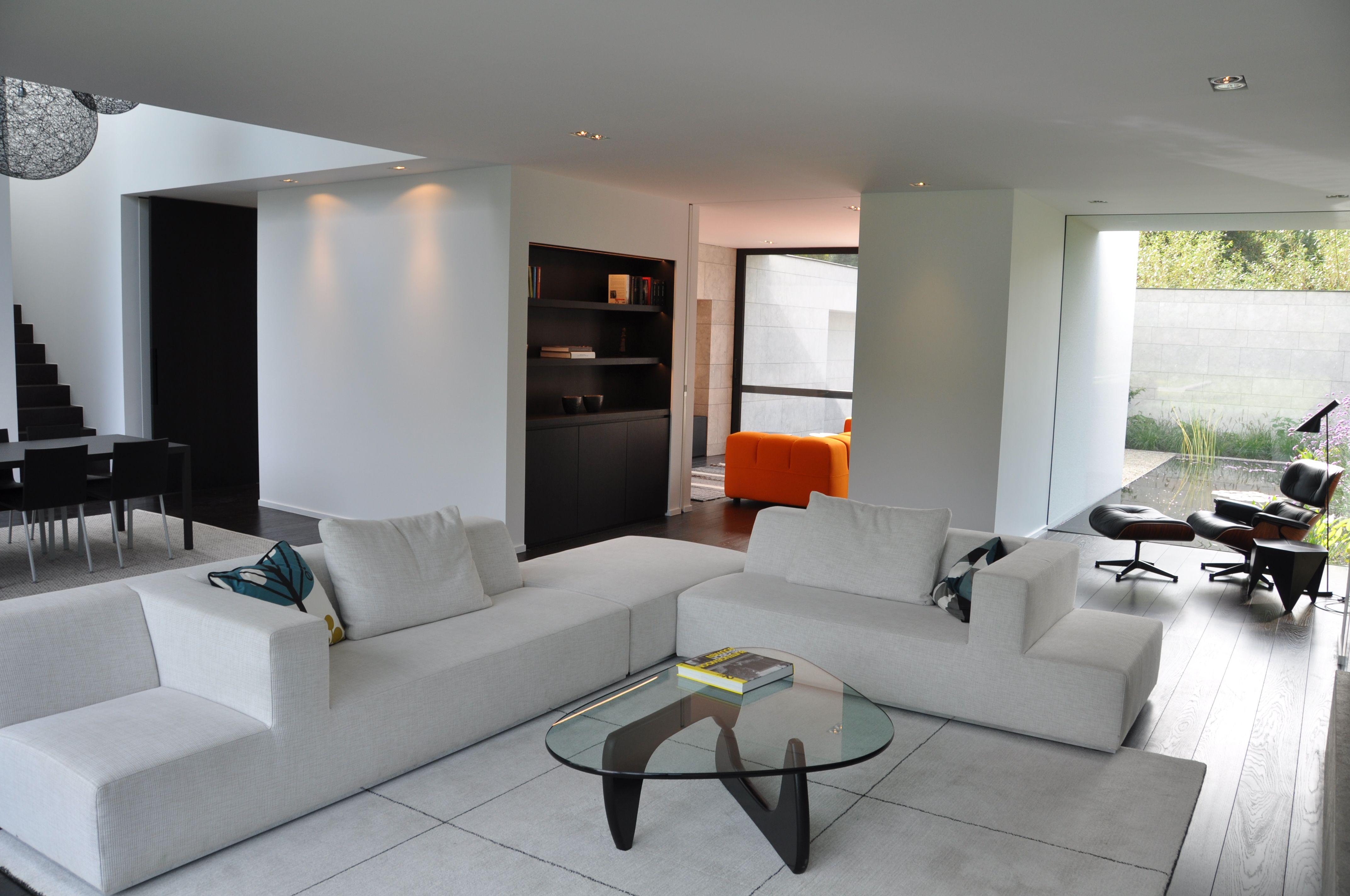Architecte D Intérieur En Belgique house vgl belgium - lounge areavlj-architecten   séjour