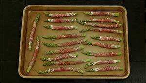 Photo of Prosciutto Wrapped Asparagus Recipe & Video – Seonkyoung Longest