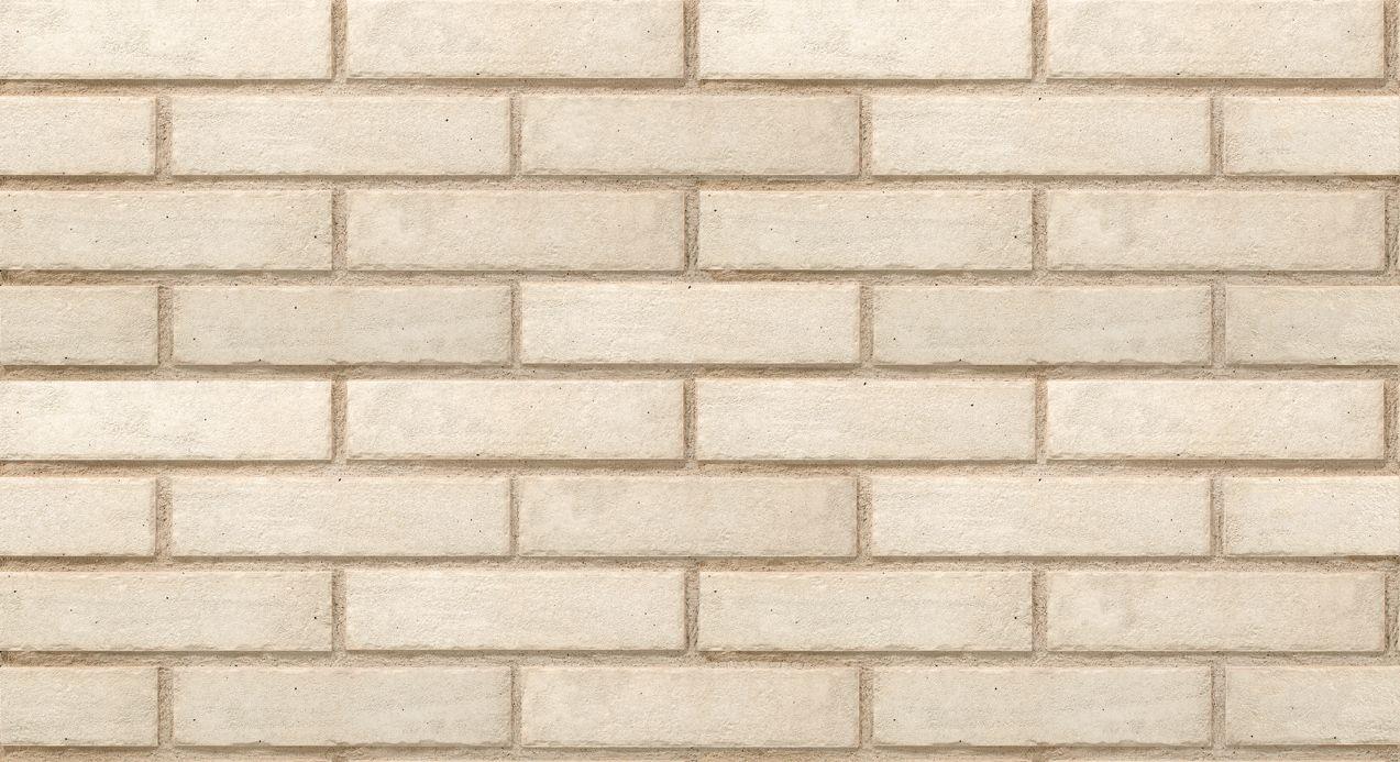 ブリックタイル ブルーヴァード Bv235 01 テクスチャサイズ 980mm X 520mm Texture Wall Brick Whitebrick レンガ レンガタイル タイル 白レンガ タイル 玄関 床 タイル 床