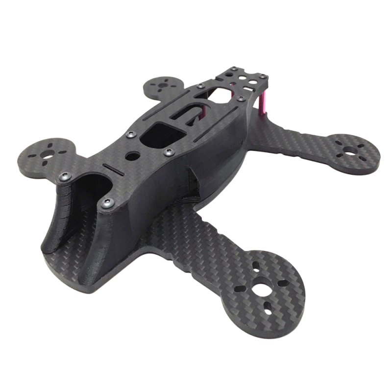 LHI Full Carbon Fiber 250 mm Quadcopter Race Copter Racing Drone ...