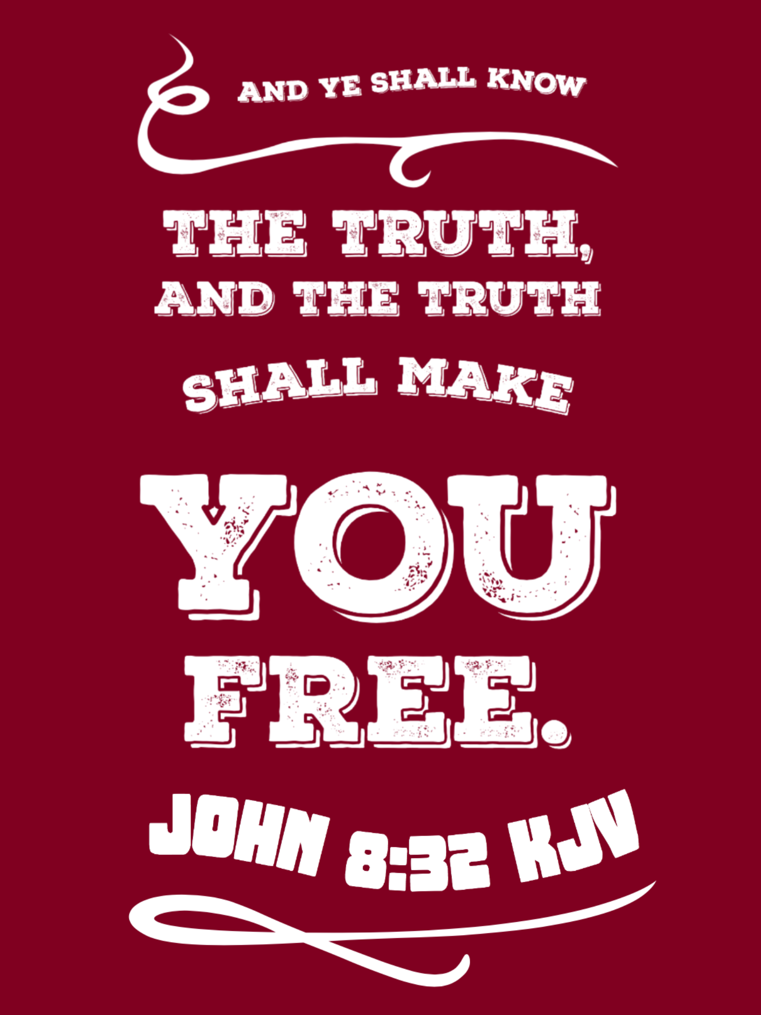 bible verse truth will set you free kjv