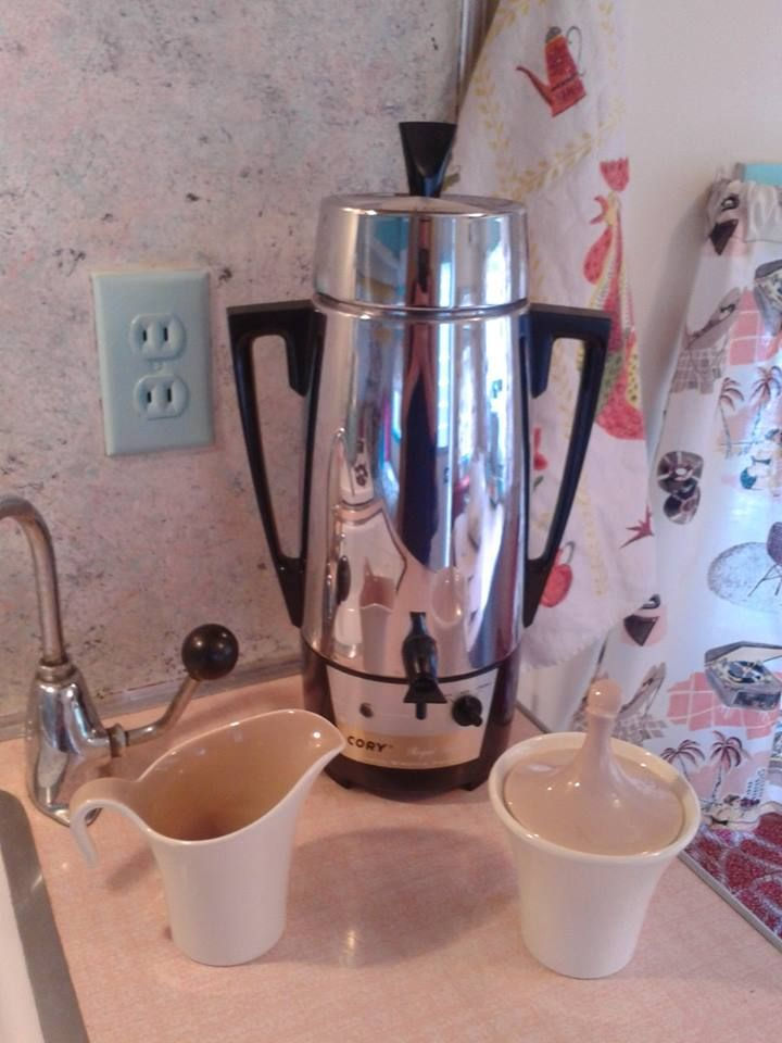found the perfect percolator for my camper