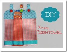 Great for Mother's Day.  Change up the fabrics to match mom's kitchen  :)  Includes free template!