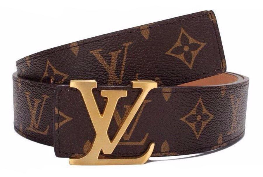 Belt Width 3 8cmbelts Material Split Leather Louis Vuitton Belt Louis Vuitton Mens Belt Louis Belt