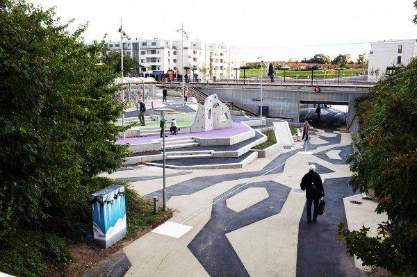 Modern Urban Landscape Architecture top 10 ultimate contemporary urban plazas - landscape architects