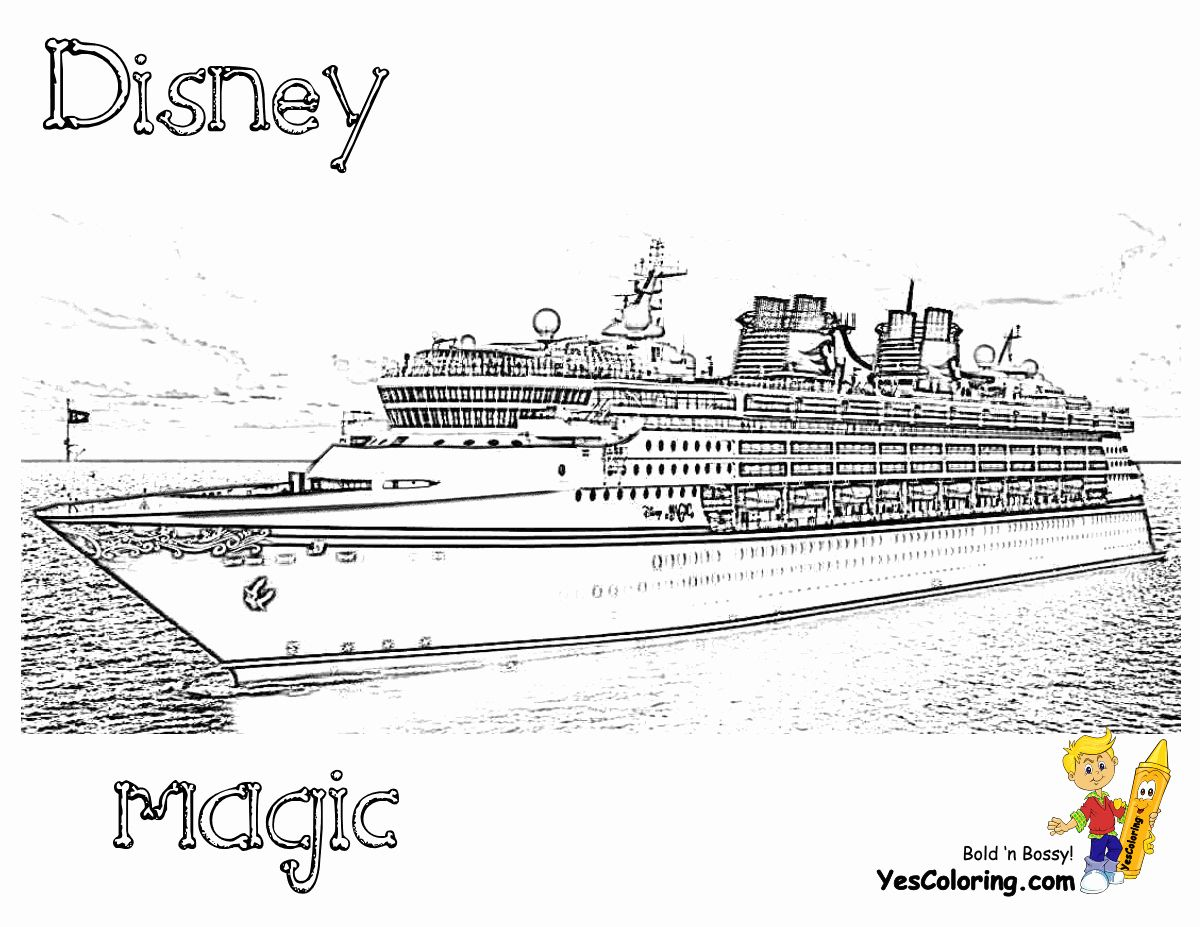 Sailing Boat Coloring Pages Beautiful Spectacular Cruise Ship Coloring Cruises Free Coloring Pages Coloring Pages Inspirational Best Cruise Ships