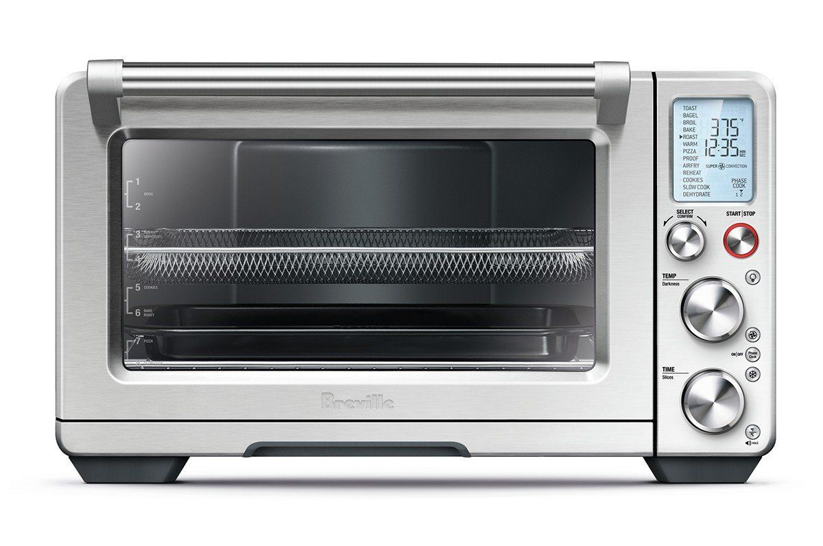 Breville Smart Oven Air Convection Toaster Oven Convection Toaster Oven Smart Oven Toaster Oven