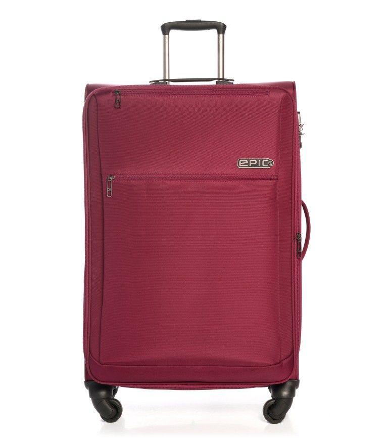 epic Milligram Trolley 77cm 4w exp red
