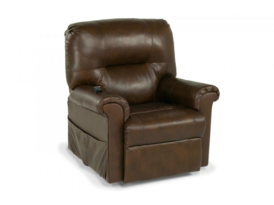 Leather Power Lift Recliner Lift Recliners Recliner Furniture