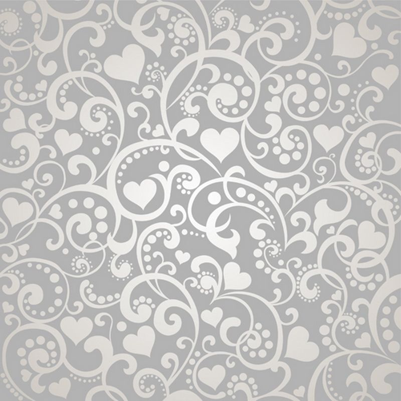 HUAYI Vintage Printed Background Art Fabric Newborn Backdrop Studio Photography Props Grey Damask D4831