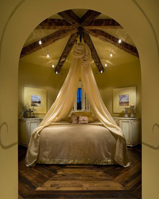34 Dream Romantic Bedrooms With Canopy Beds Romantic Bedroom