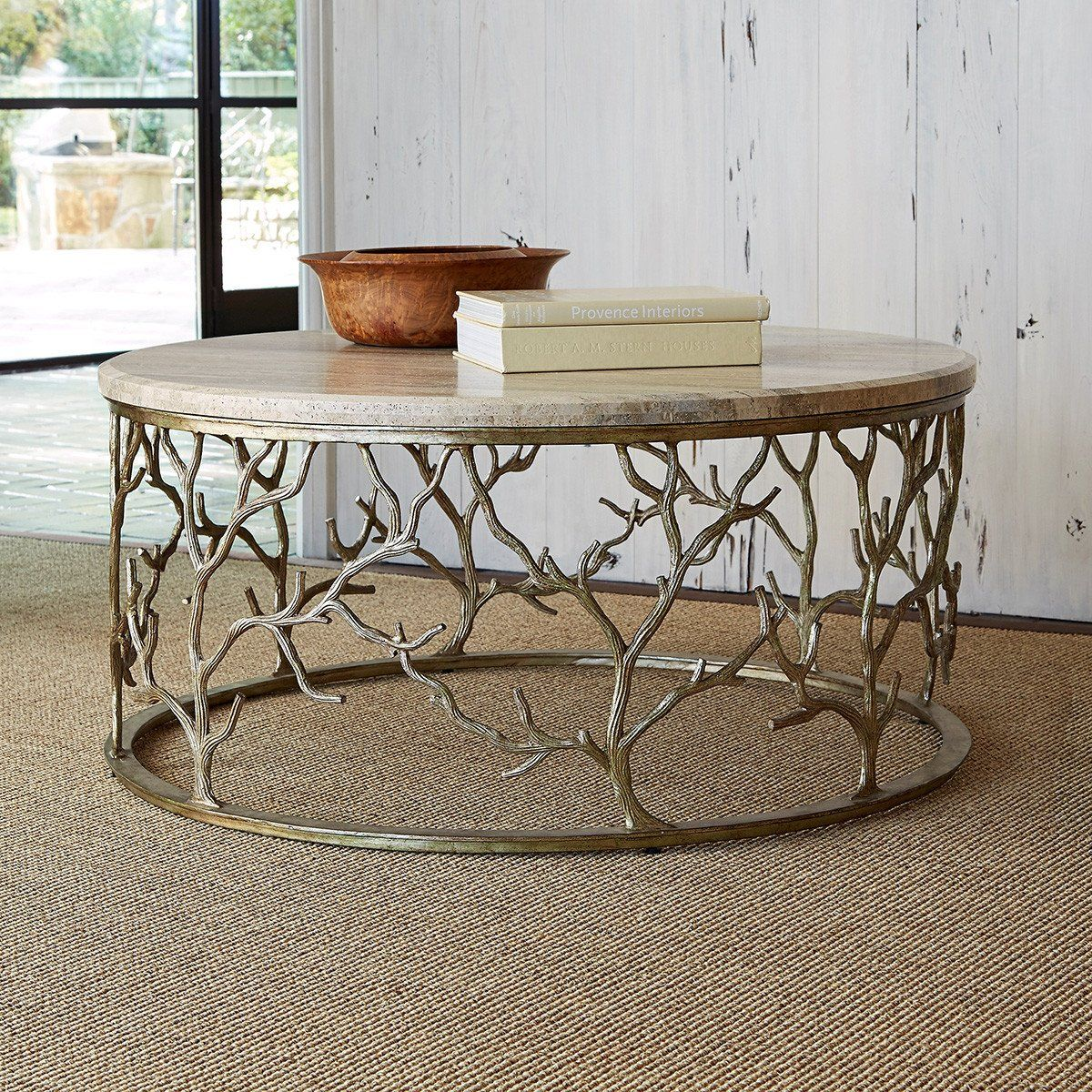 Ambella Home Branch Cocktail Table In 2021 Coffee Table Size Coffee Table Coffee Table With Storage [ 1200 x 1200 Pixel ]