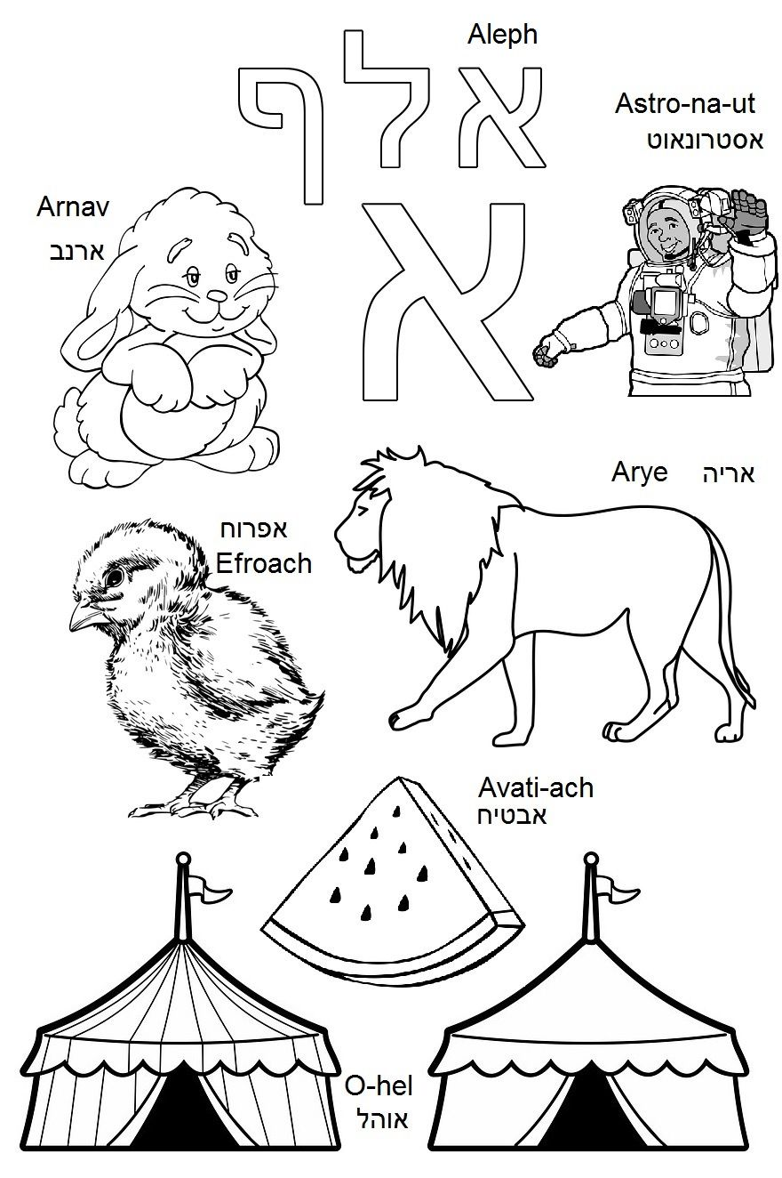Check Hebrew Alphabet Coloring Book For Hebrew Novice Learners Fun Coloring Of The Hebrew Abc Learn Hebrew Hebrew Language Learning Hebrew Alphabet