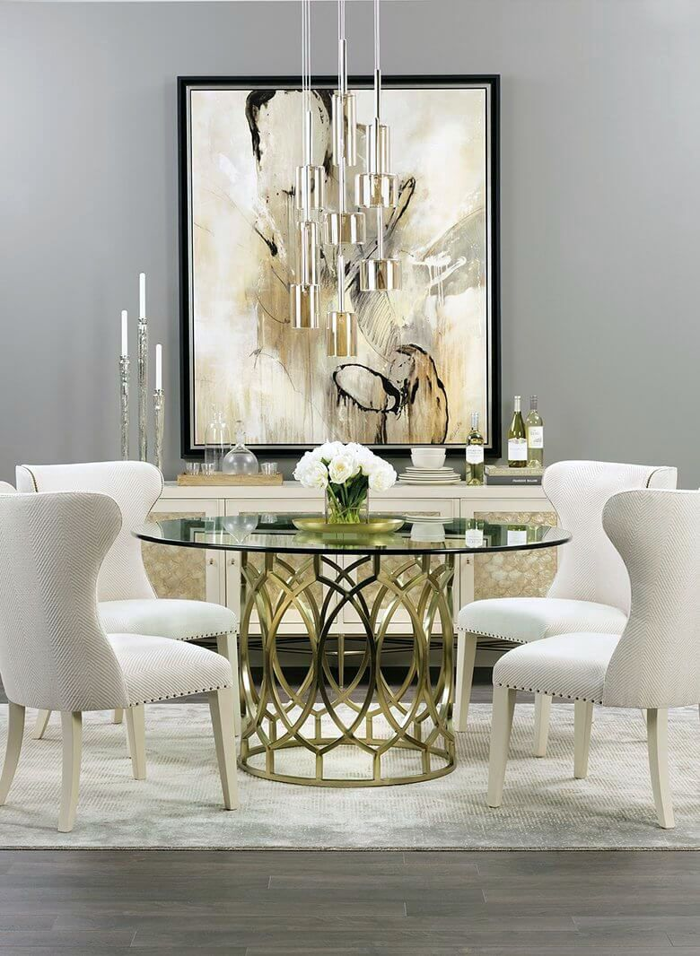Modern Eating Area Design Ideas To Stress Your Guests Dining