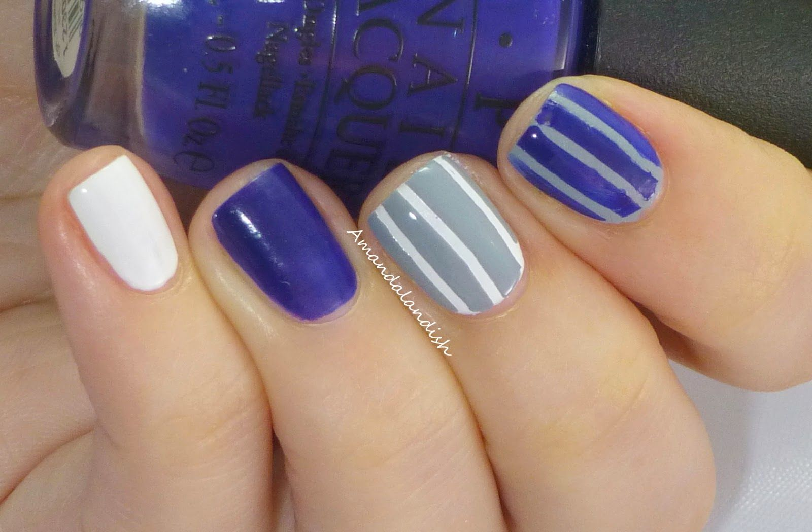 Yankee pinstripes with @Emily Anton Products Eurso Euro, @Sephora by ...