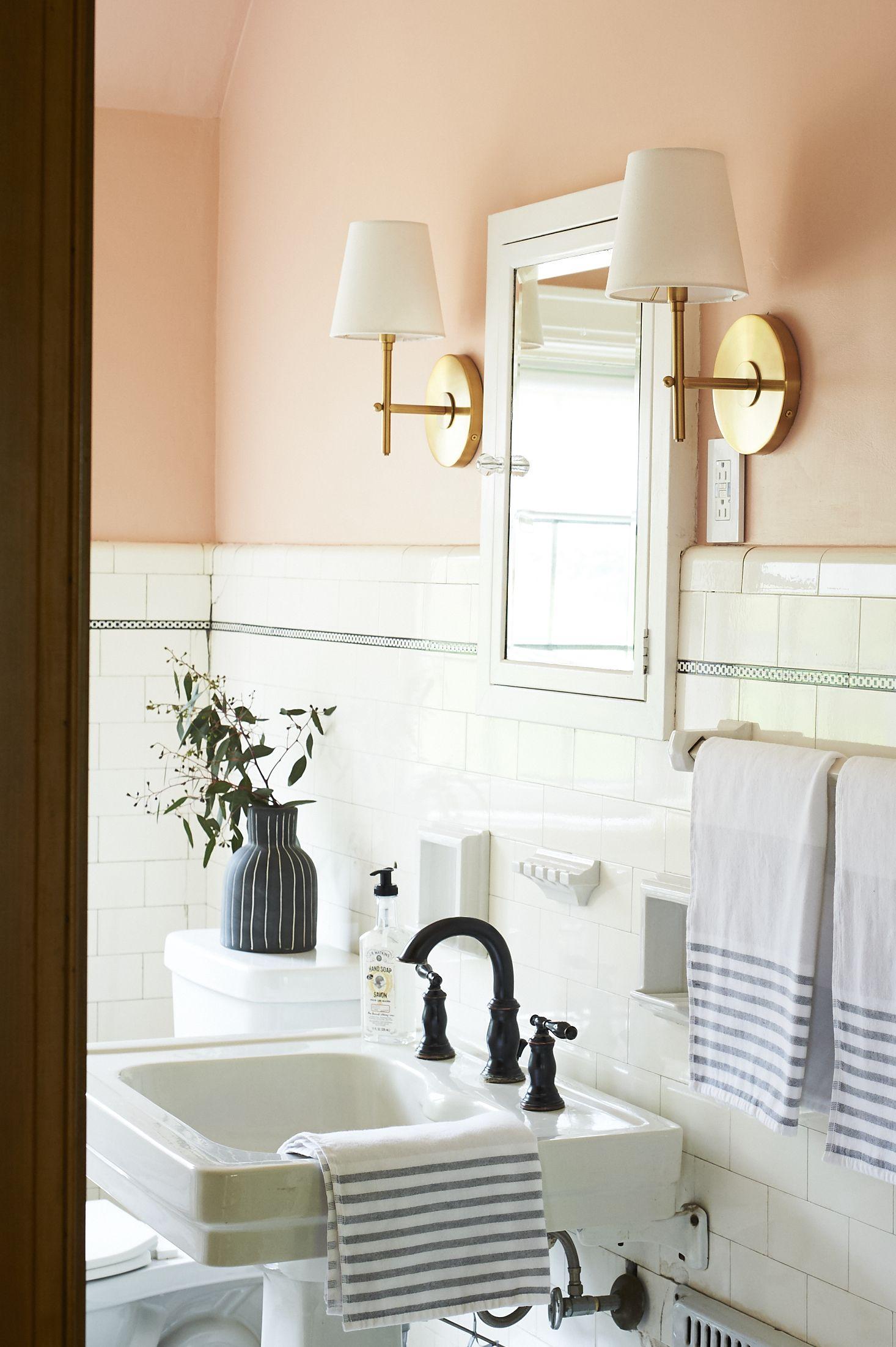 Sneak Peek Bathroom Details With Serena Lily The Sweet Beast