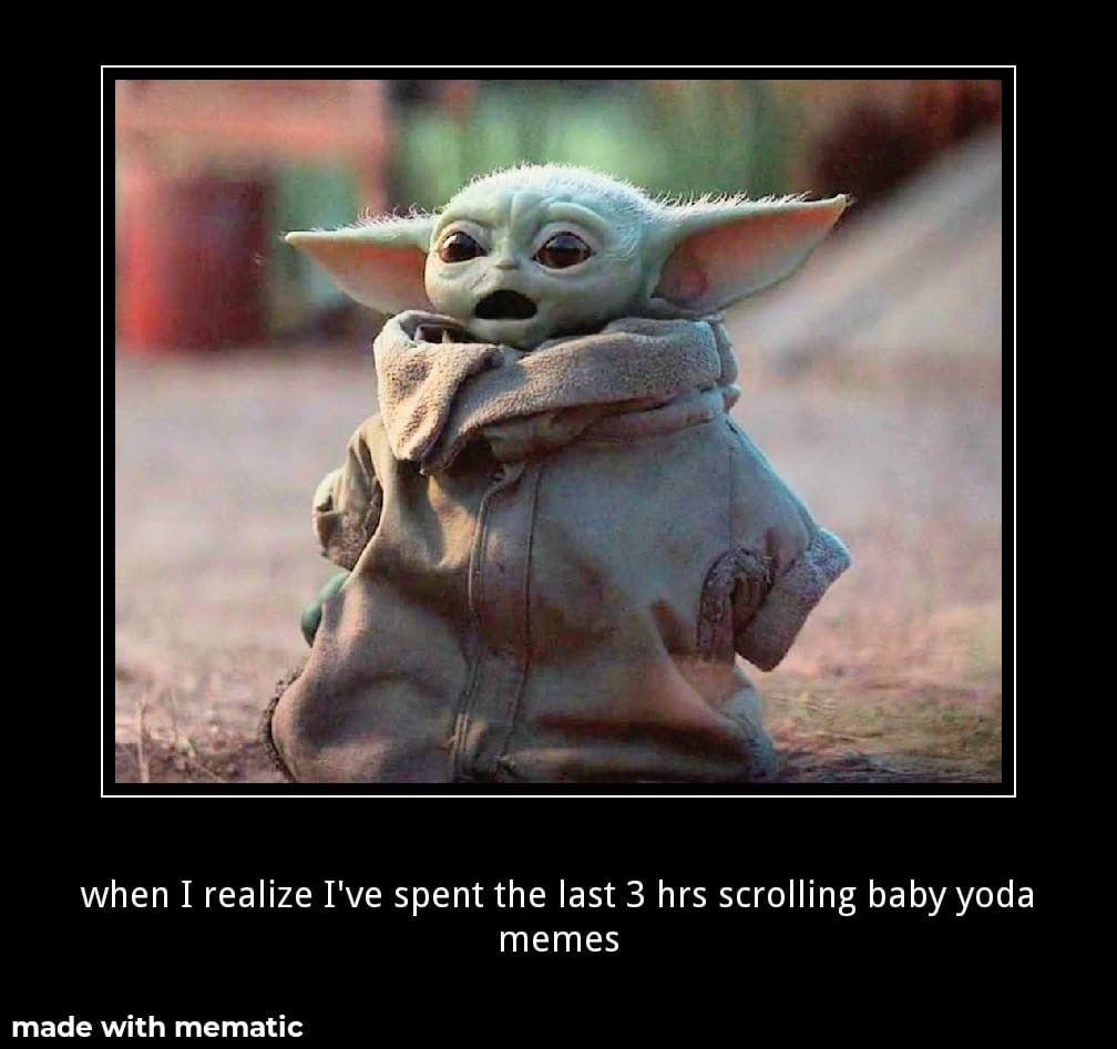 Pin By Rachel Macios On Makes Me Smile Yoda Funny Yoda Meme Yoda
