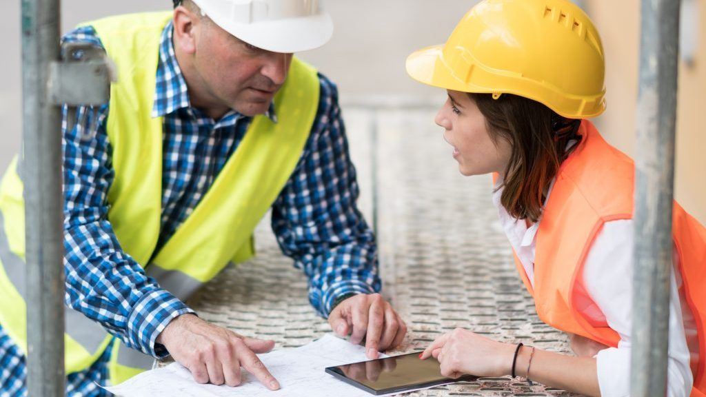Tradeswomen share firsthand experiences working in a male