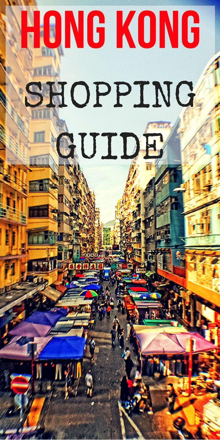 Hong Kong is heaven for shopping !! Thousands of local and international brands on offer. Check out some of the best things to buy with the Hong Kong Shopping Guide