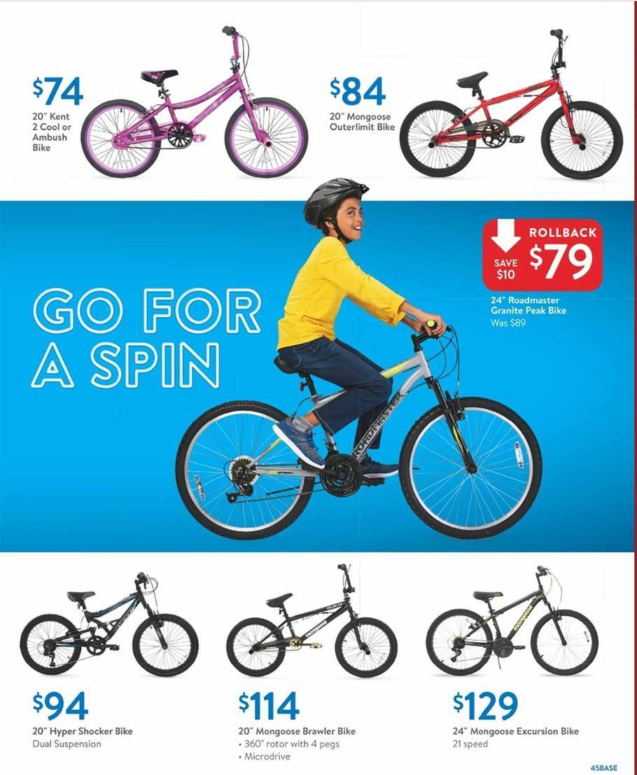 walmart bike coupons printable