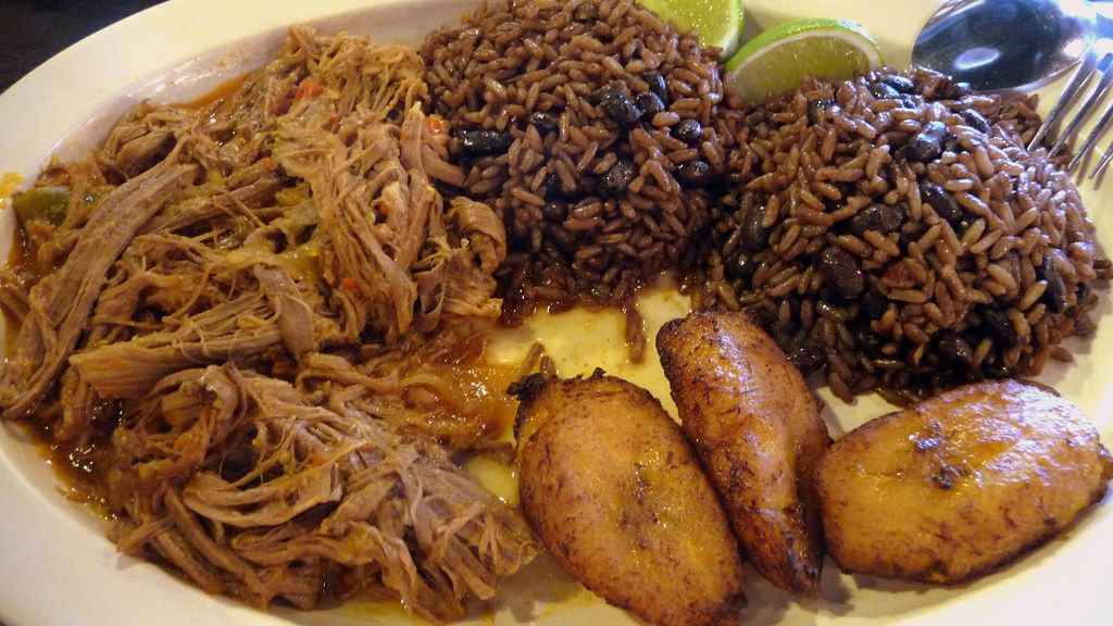 Traditional cuban cuisine passport to iberostar for Authentic cuban cuisine