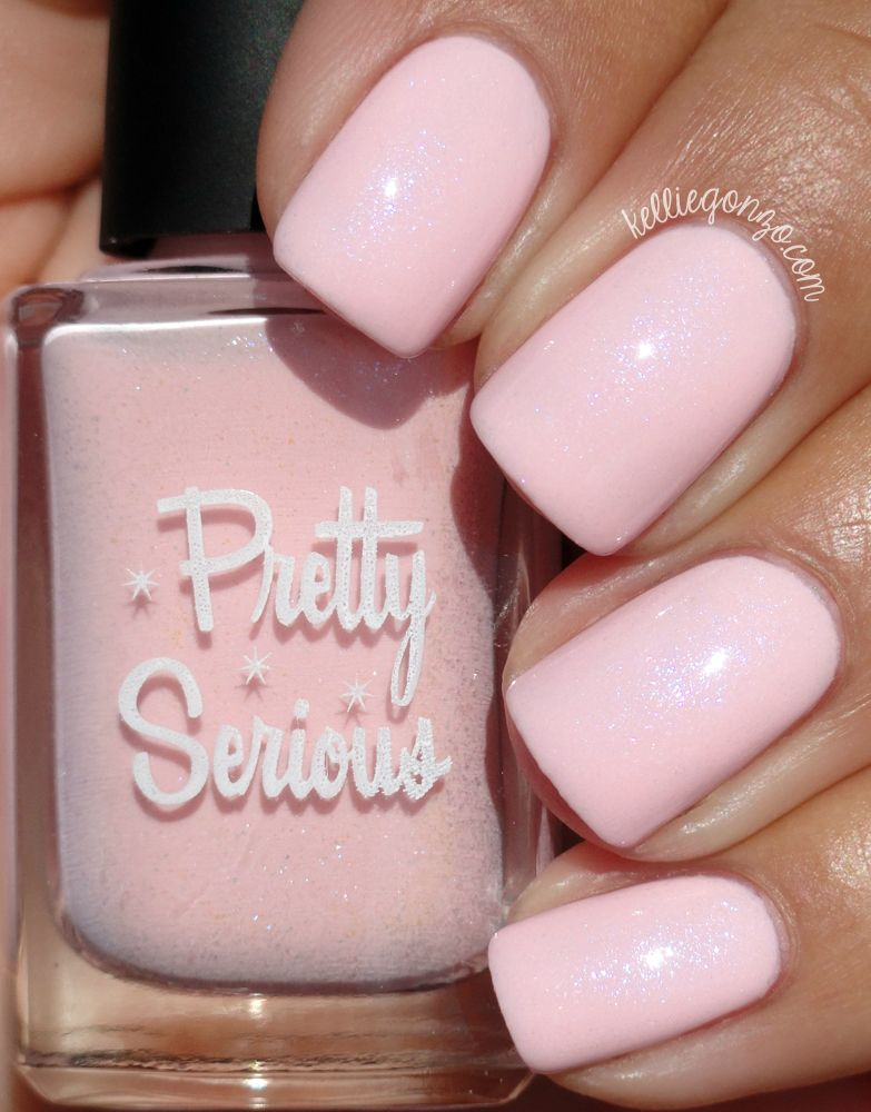 Pretty Serious Cosmetics Free Sample // @kelliegonzoblog | my nails ...