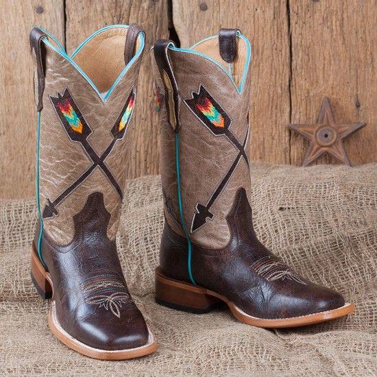935e8a68aa09 Johnny Ringo Ladies  Arrow Boots