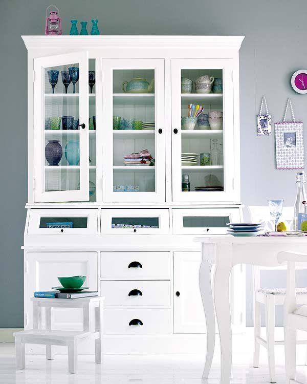 Aparadores espacio de almac n para el comedor ana - Aparadores para cocina ...