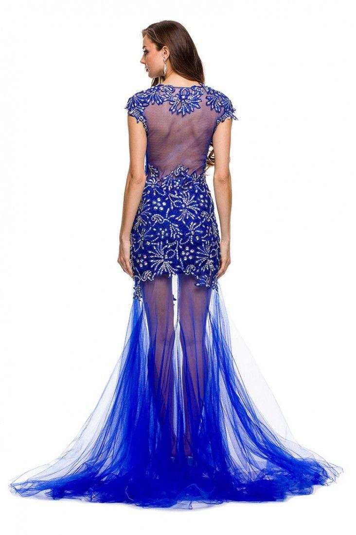 Glam Society Absolutely Stunning Sweetheart Neckline Beaded