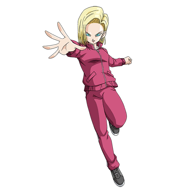 Android 18 Tour Render Sdbh World Mission By Maxiuchiha22 Dragon Ball Art Dragon Ball Artwork Dbz Characters