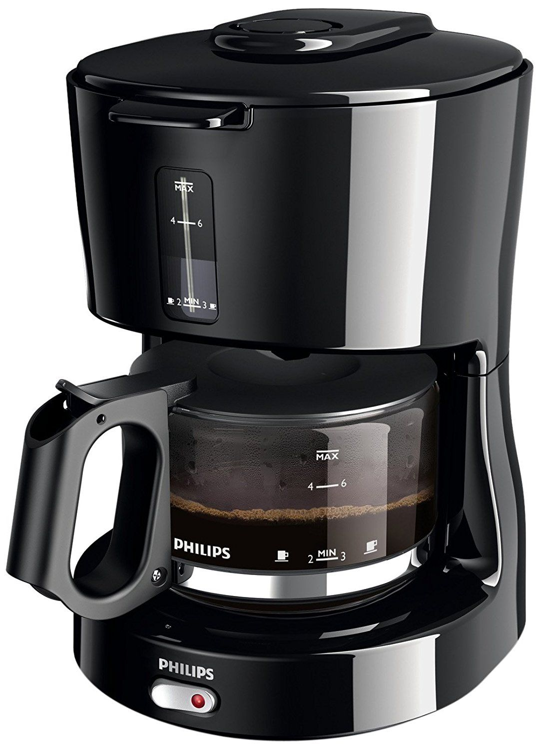 Philips HD7450 6Cup Coffee Maker, 220volt (Not for USA