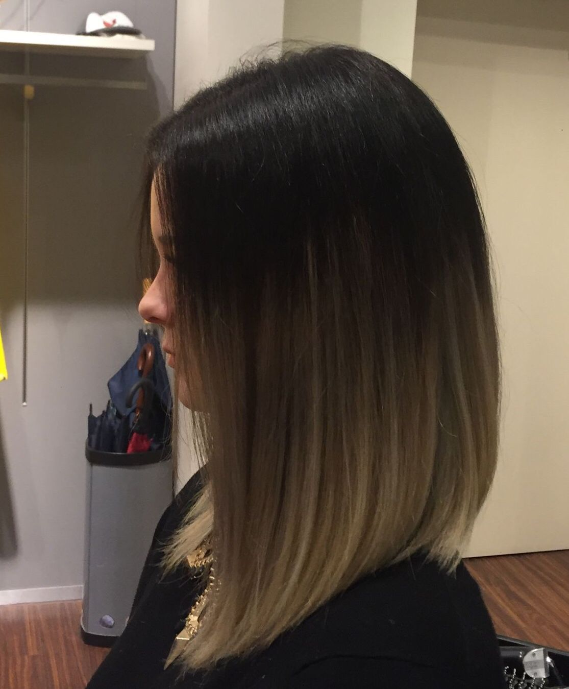Ombre Light Brown Ash Hair Short Ombre Hair Long Hair Styles Hair Styles